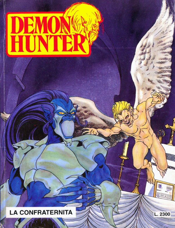 Demon Hunter n. 4