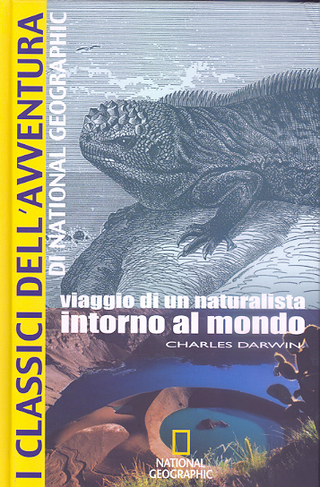 Viaggio di un naturalista intorno al mondo