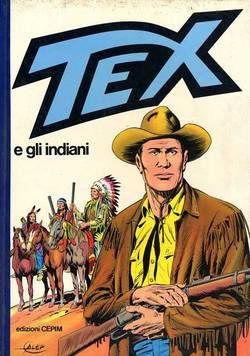 Tex e gli indiani