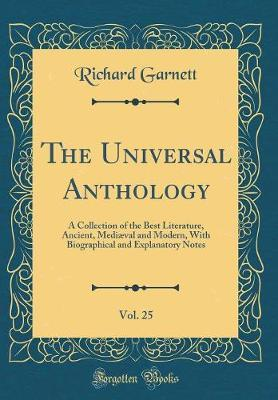 The Universal Anthology, Vol. 25