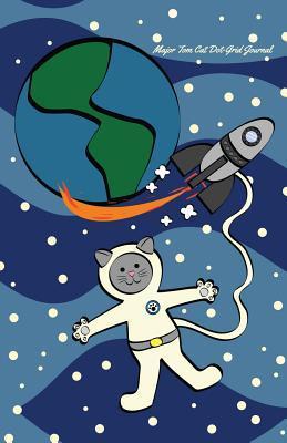 Major Tom Cat Dot-Grid Journal