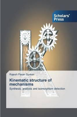 Kinematic structure of mechanisms