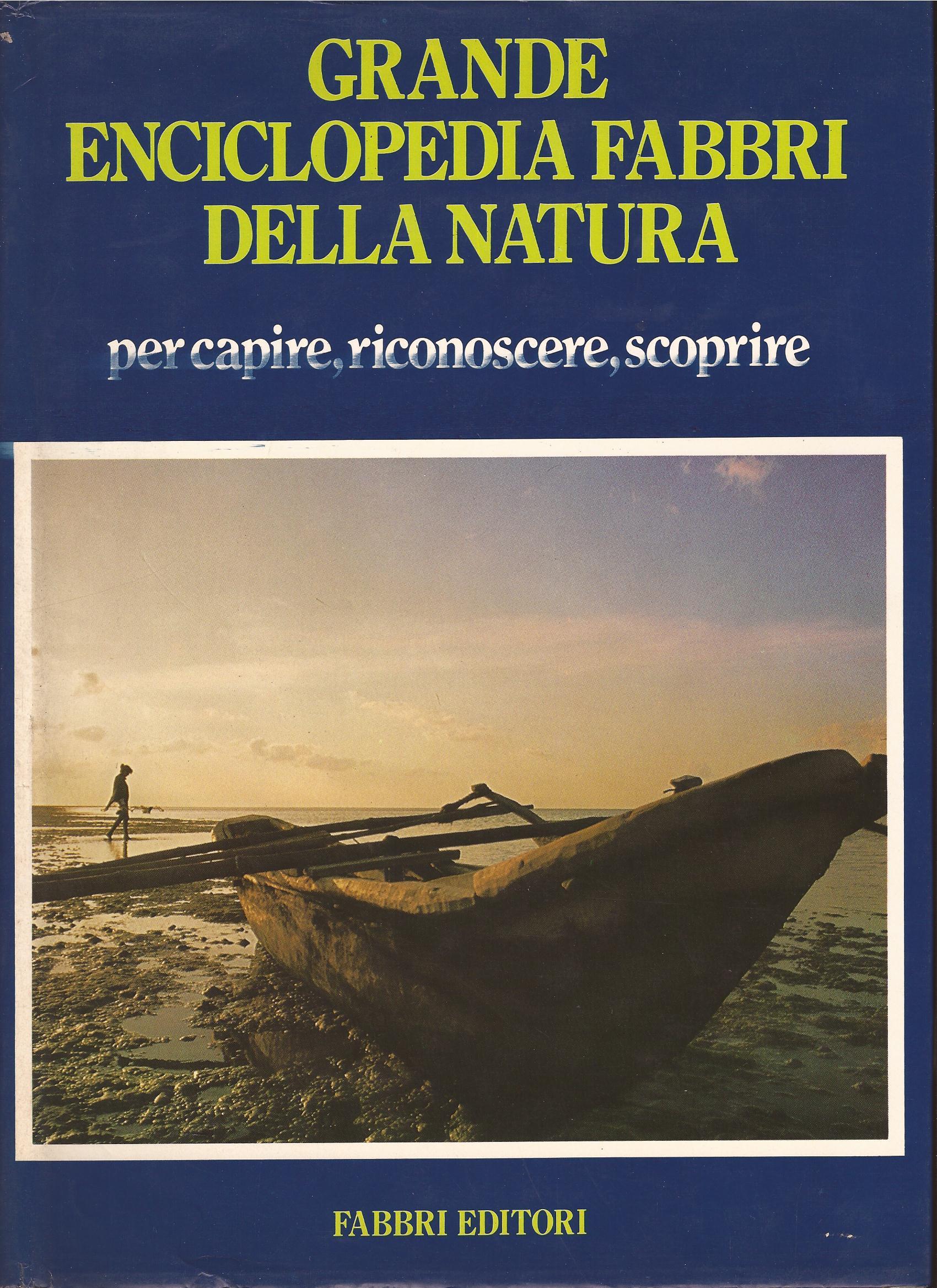 Grande enciclopedia Fabbri della natura
