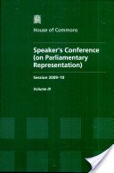Speaker's Conference (on Parliamentary Representation)