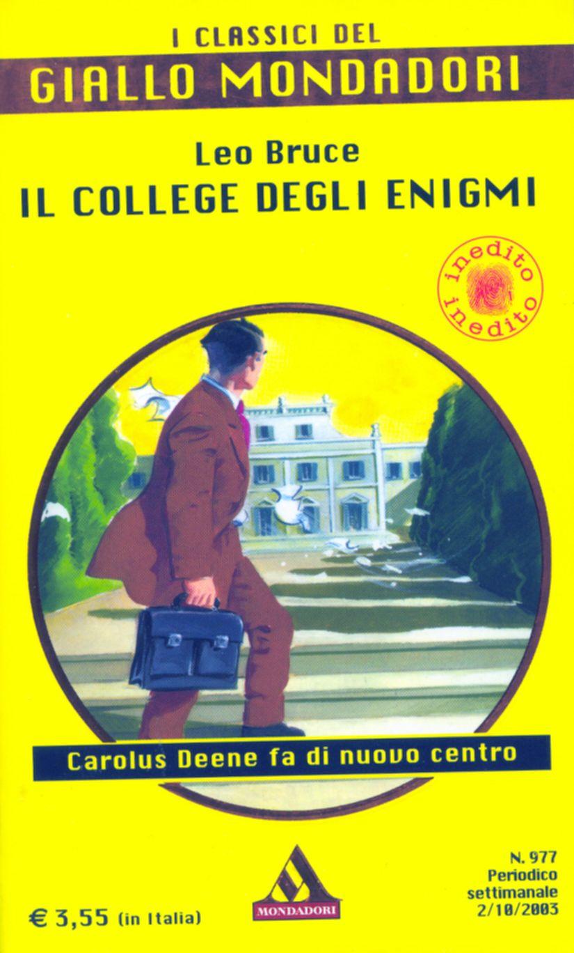 Il college degli enigmi