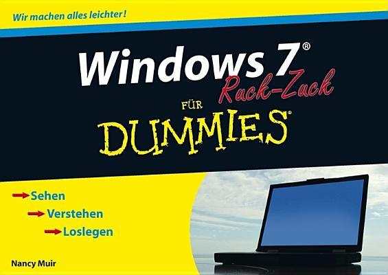 Windows 7 für Dummies Ruck-Zuck