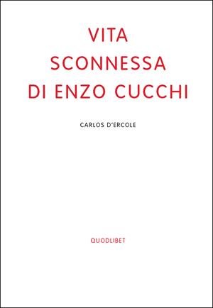 Vita sconnessa di Enzo Cucchi