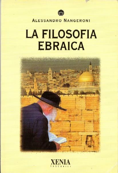 La filosofia ebraica