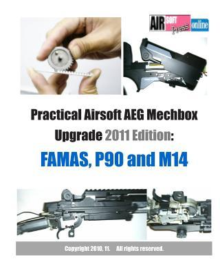 Practical Airsoft Aeg Mechbox Upgrade 2011 Edition - Famas, P90 and M14