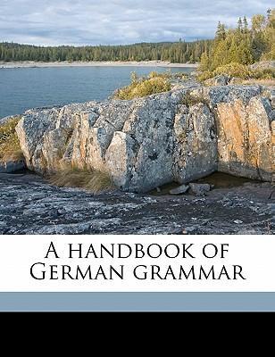 A Handbook of German Grammar