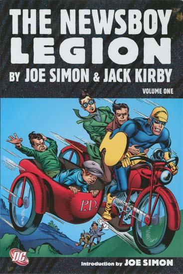 The Newsboy Legion -...