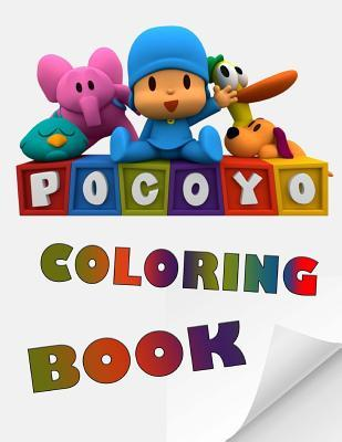 Pocoyo Coloring Book