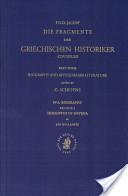Die Fragmente Der Griechischen Historiker, Continued