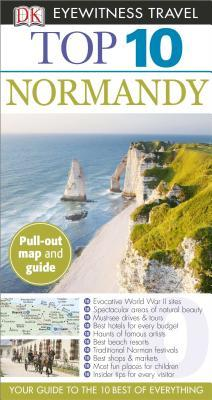 Dk Eyewitness Top 10 Normandy