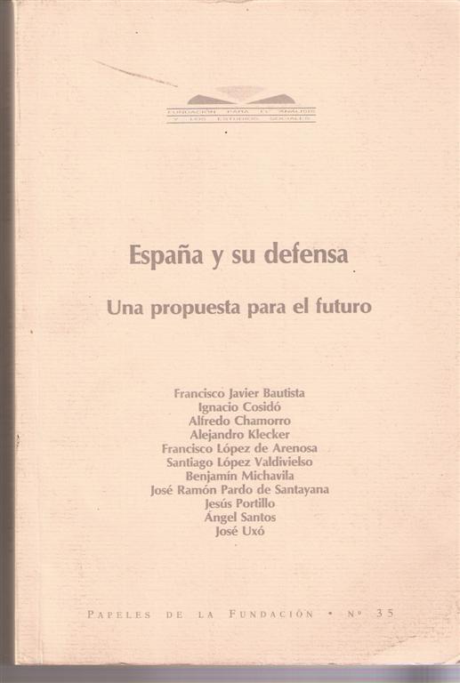 España y su defensa