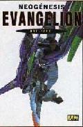 Neogénesis Evangelion art book