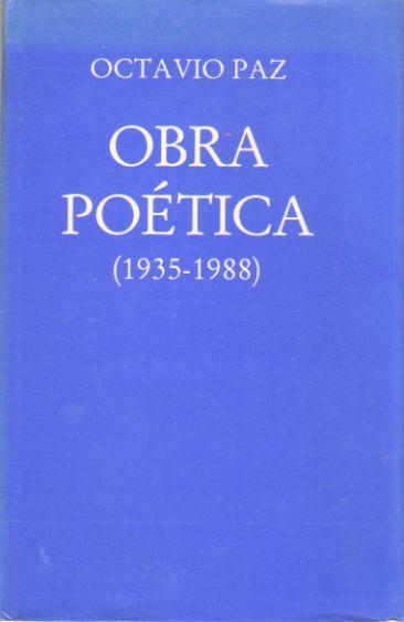 Obra poética(1935-1988)
