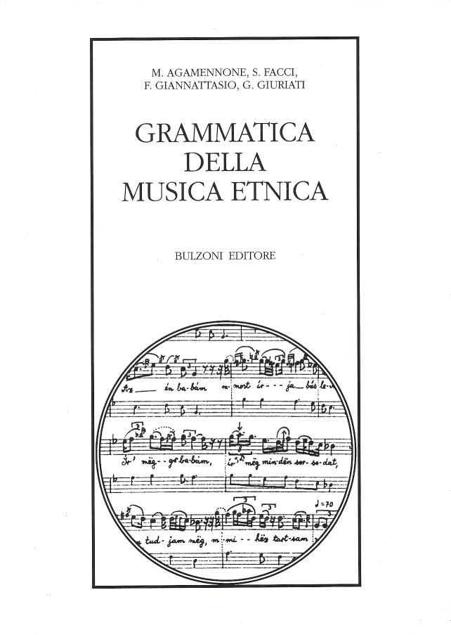Grammatica della musica etnica