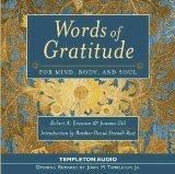 Words Of Gratitude