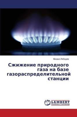 Szhizhenie prirodnogo gaza na baze gazoraspredelitel'noy stantsii