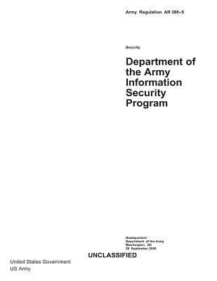 Army Regulation 380-...