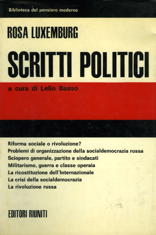 Scritti Politici
