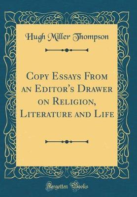Copy Essays From an ...