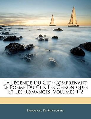 La Legende Du Cid