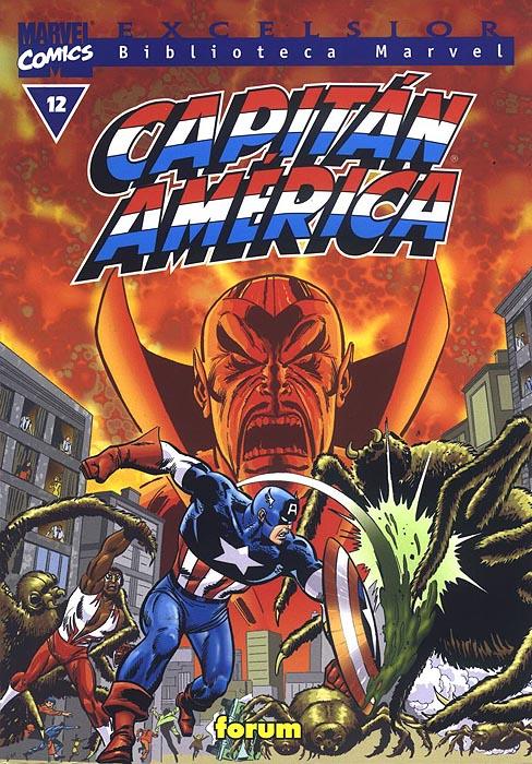 Biblioteca Marvel: Capitán América #12 (de 20)