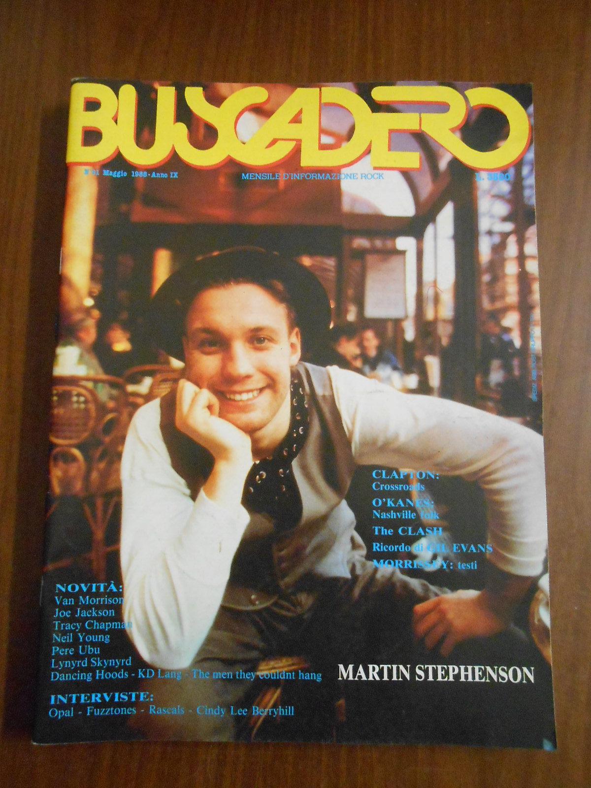 Buscadero n. 81 (maggio 1988)