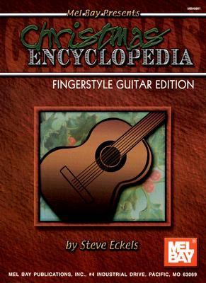Christmas Encyclopedia Fingerstyle Guitar Edition