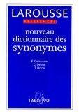 Dictionnaire Des Syn...
