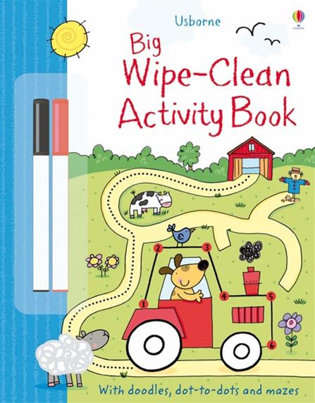Big Wipe Clean Activ...