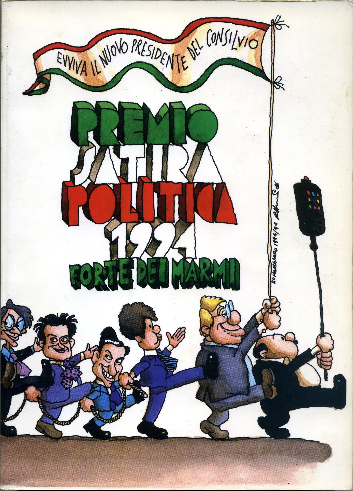 Premio satira politica 1994 - Forte dei Marmi