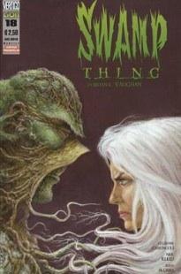 Swamp Thing di Brian K. Vaughan n. 18