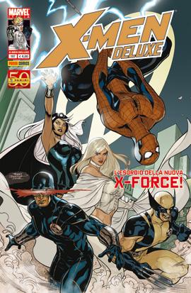X-Men Deluxe n. 197