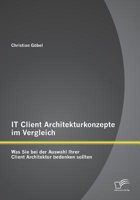 It Client Architekturkonzepte im Vergleich