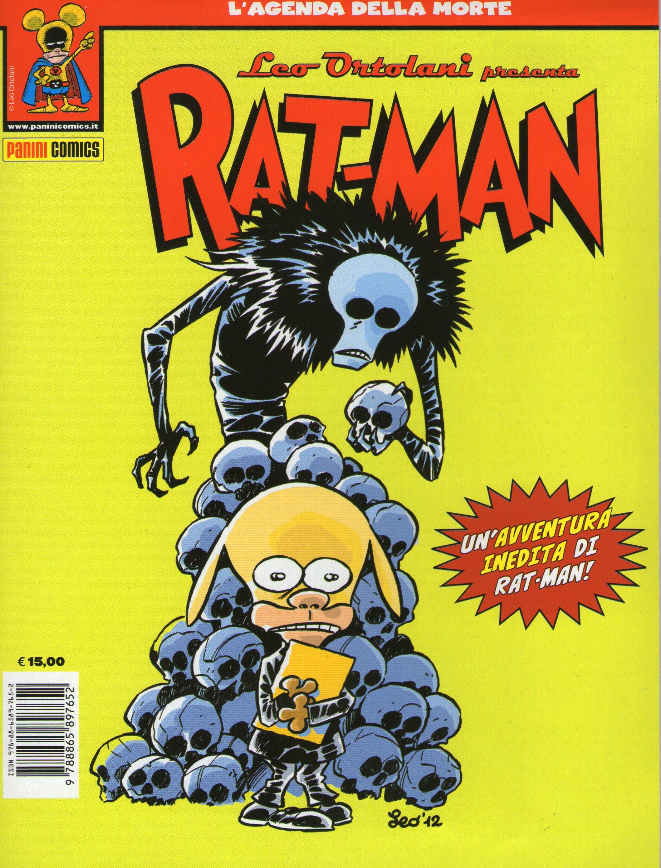 Rat-Man - L'agenda della morte