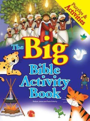 The Big Bible Activi...