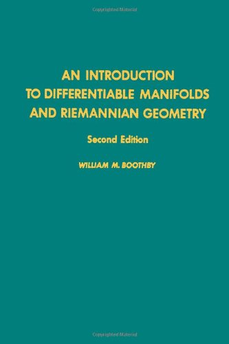An Introduction to Differentiable Manifolds & Riemannian Geometry