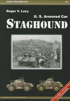 U.s. Armored Car Staghound