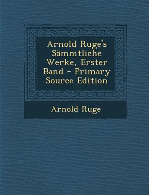 Arnold Ruge's Sammtl...