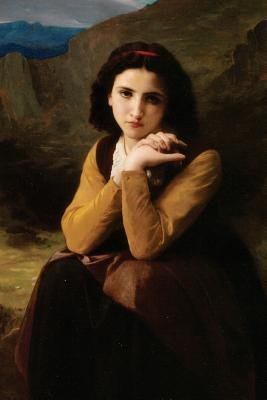 Mignon by William-adolphe Bouguereau - 1869 Journal