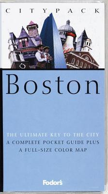 Fodor's Citypack Boston