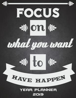 Focus On What You Wa...