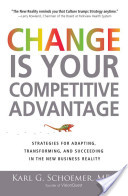 Change is Your Competitive Advantage