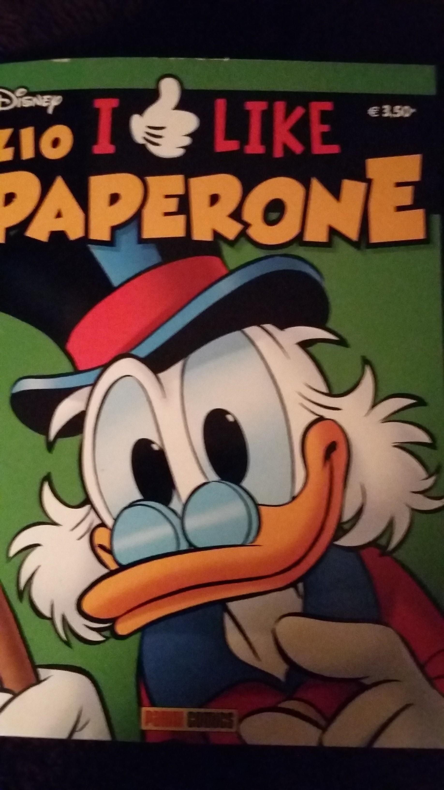 I Like Zio Paperone