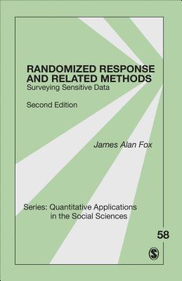 Randomized Response and Related Methods