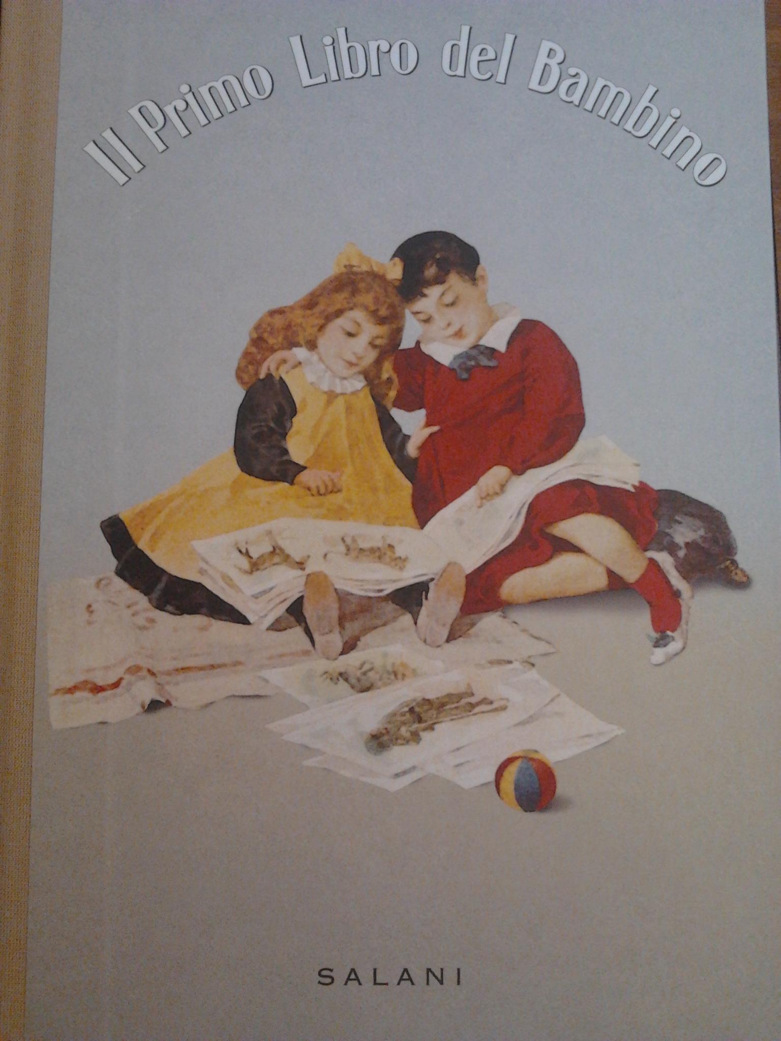 Il primo libro del bambino