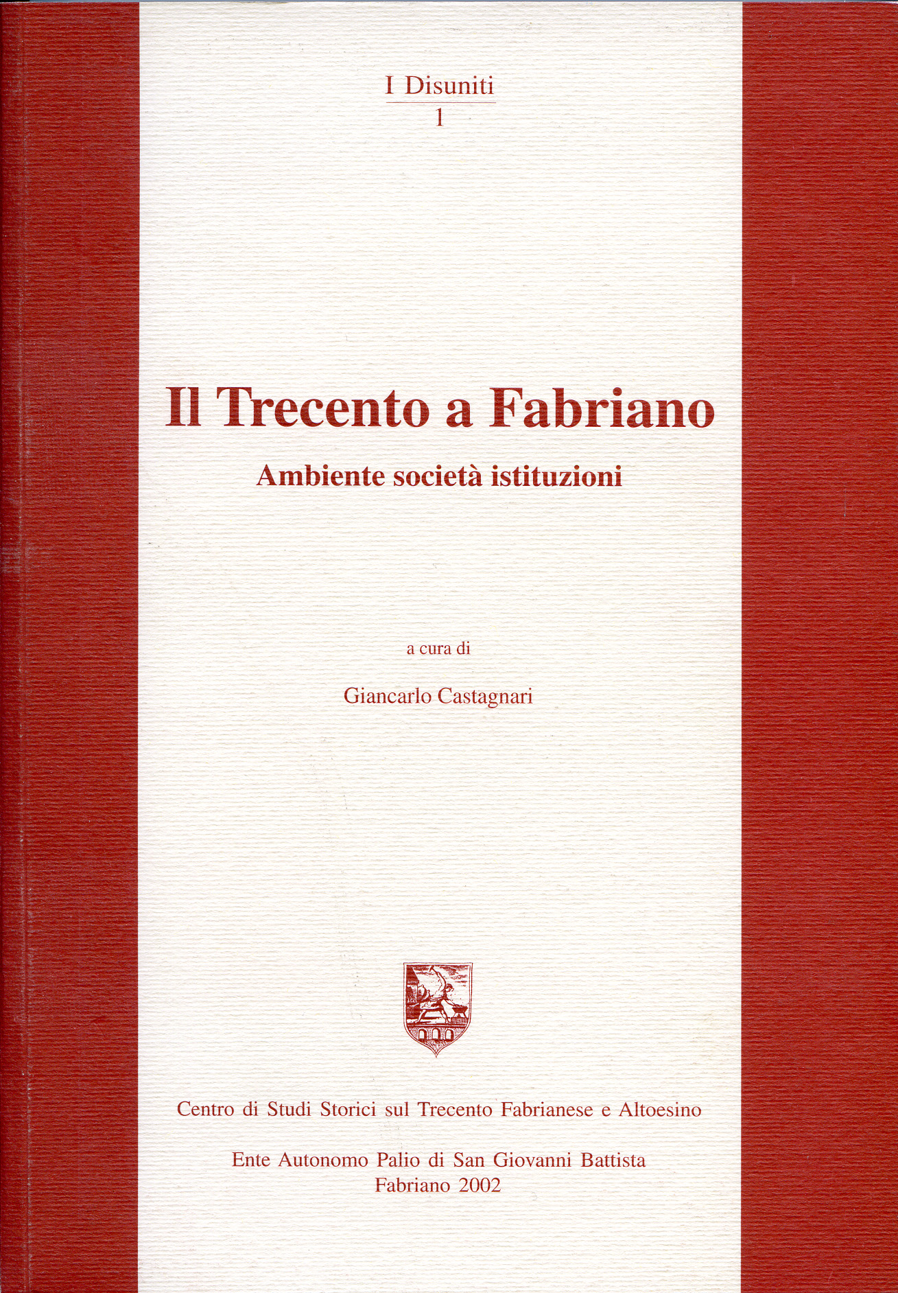 Il Trecento a Fabriano